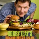 bobby flay burgers cookbook image