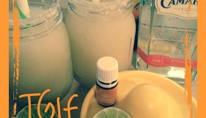 My Favorite Clean Margarita Recipe