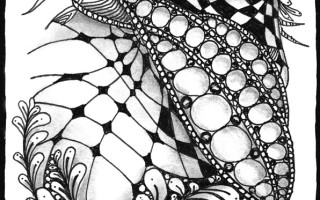 Zentangle Madness! Do you Tangle?